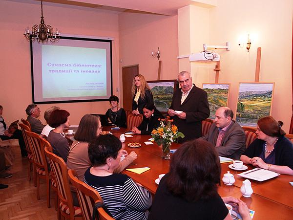 Iwano-Frankiwsk – Opole: partnerstwo bibliotek