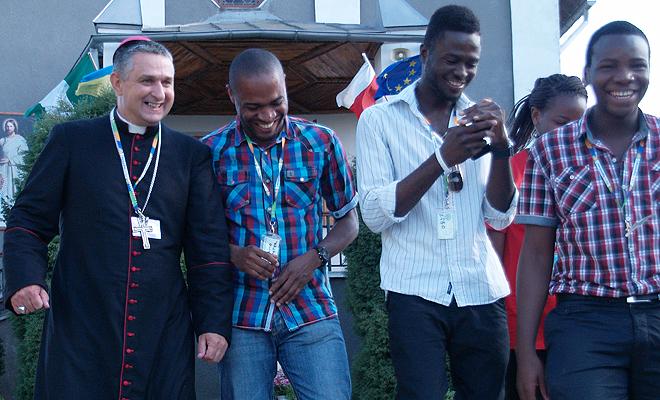 IV Międzykontynentalne Forum Młodych w Strzelczyskach