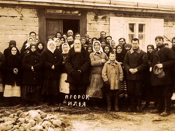 Iljowcy i ich prorok (Fot. wierszalin.za.pl)