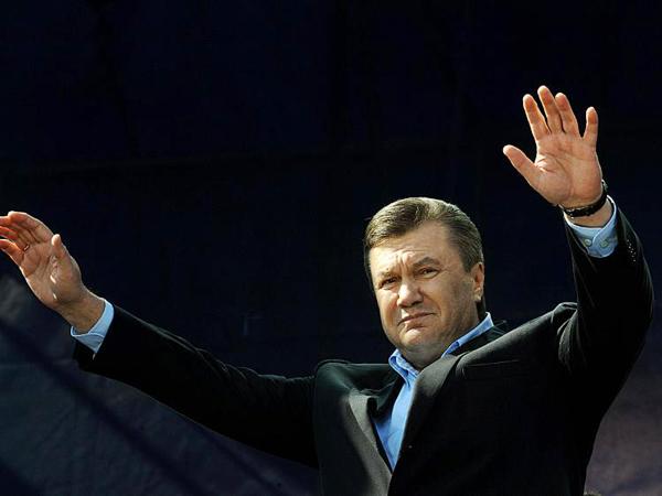 Najbardziej wpływowi ludzie na Ukrainie: Janukowyczowie i Achmetow