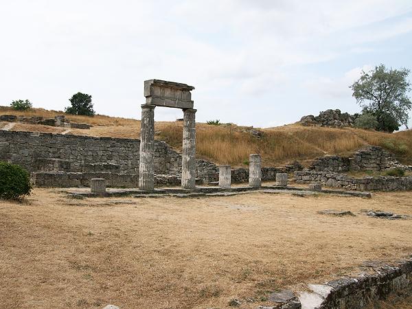 Ruiny Pantikapajon – stolica Bosporu cesarstwa (Fot. Dmytro Antoniuk)