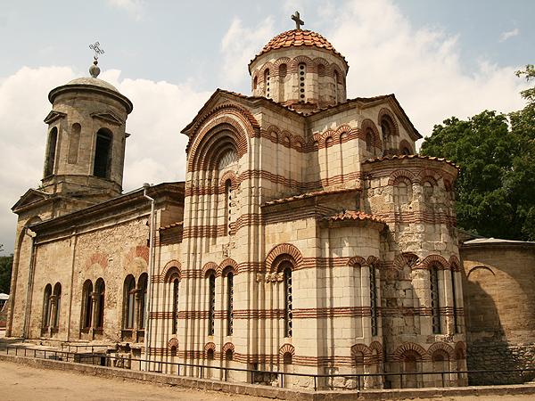 Bizantyjska cerkiew Jana Chrzciciela w Kerczu (Fot. Dmytro Antoniuk)