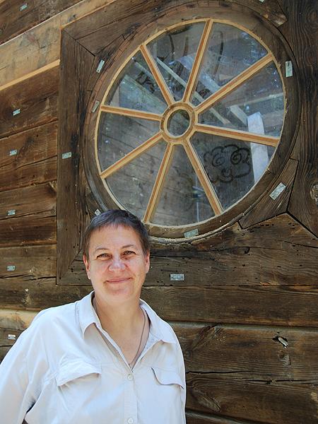 Prof. Romana Cielątkowska (Fot. Konstanty Czawaga)