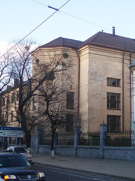 Kaplica Zakładu św. Teresy