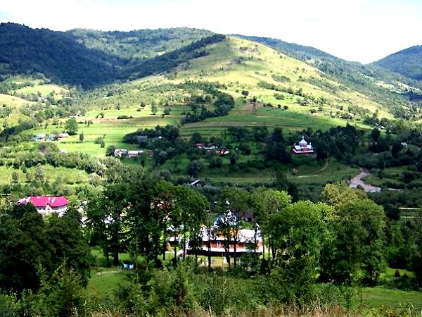 Współpraca transgraniczna w górach