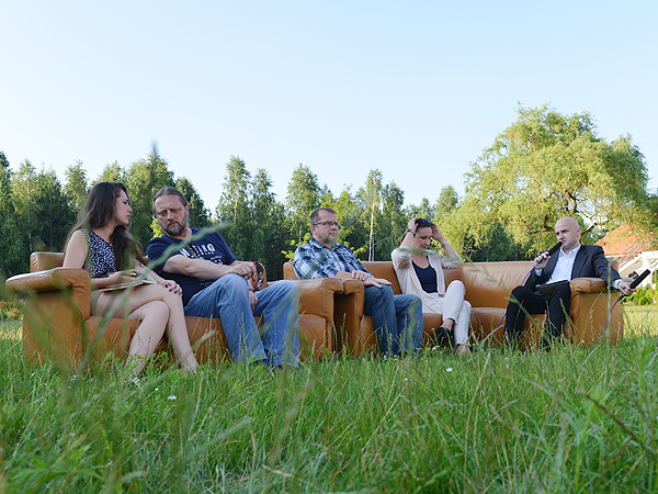 Debata na temat przyszłości mediów polonijnych (Fot. Piotr Ziober)