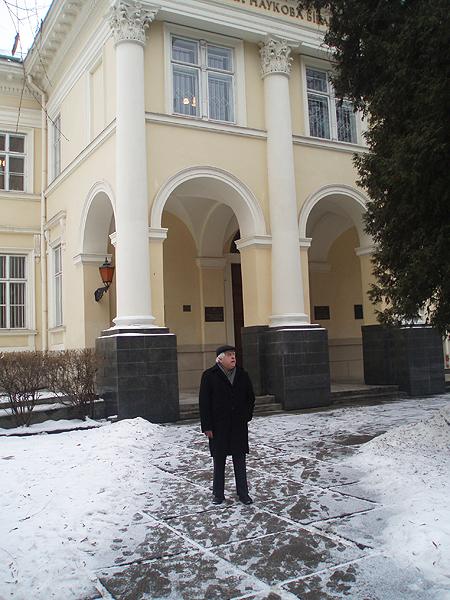 Rozmowy we Lwowie i o Lwowie