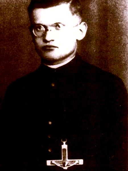 O. Ludwik Wrodarczyk (Fot. archiwum Leona Popka/wolyn.pl)