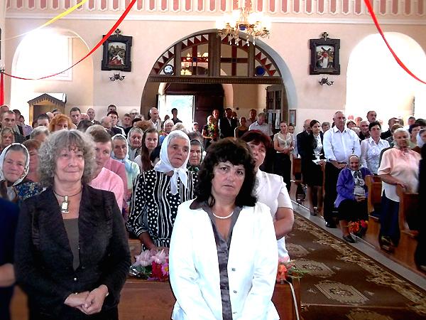 Pierwsza od lewej: prezes FOPnU Emilia Chmielowa (Fot. Fot. Maria Krych)