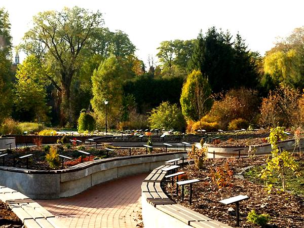Ogród Sensualny (Fot. bolestraszyce.com)