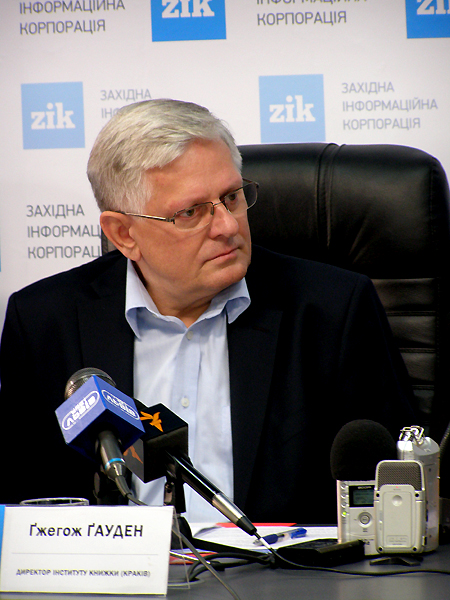 Grzegorz Gauden (Fot. Jurij Smirnow)