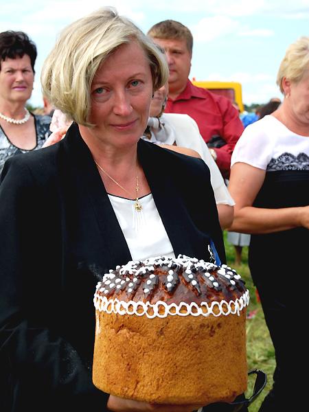Małgorzata Gośniowska-Kola (Fot. Konstanty Czawaga)