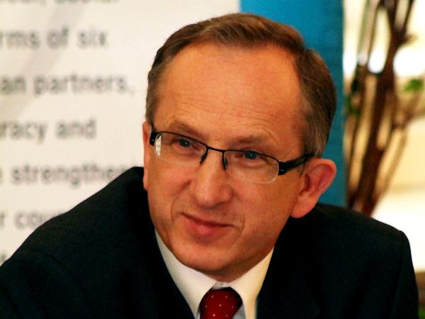 Rząd Ukrainy zatwierdził tekst umowy stowarzyszeniowej z UE