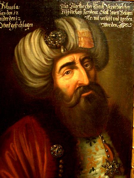 Wielki wezyr Kara Mustafa (Fot. bucurestiivechisinoi.ro)