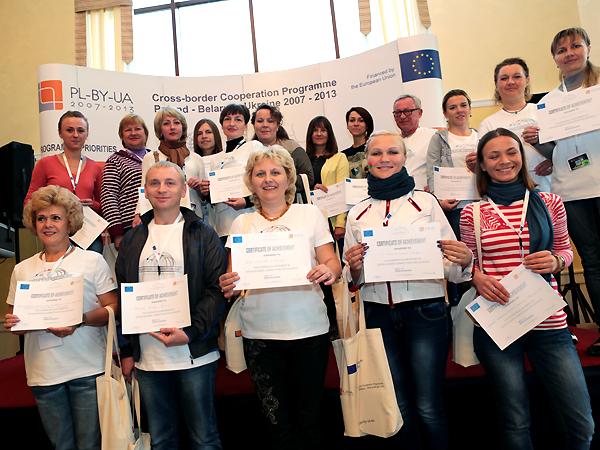 Nauczyciele (Fot. Andrzej Słodki)
