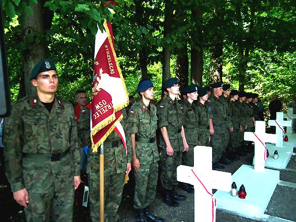 93. rocznica bitwy pod Zadwórzem