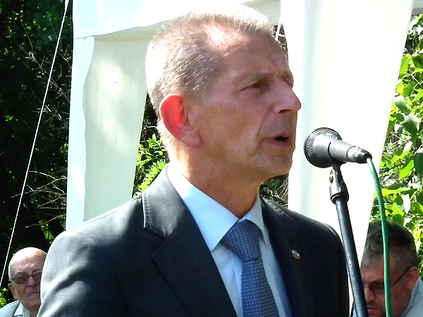 Prof. Andrzej Kunert (Fot. Krzysztof Szymański)