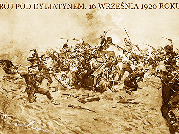 Dytiatyn 1920 – bateria śmierci