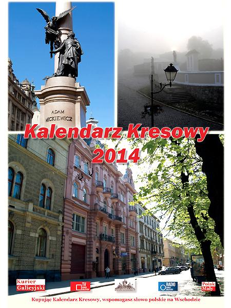 """""""Kalendarz kresowy 2014"""""""