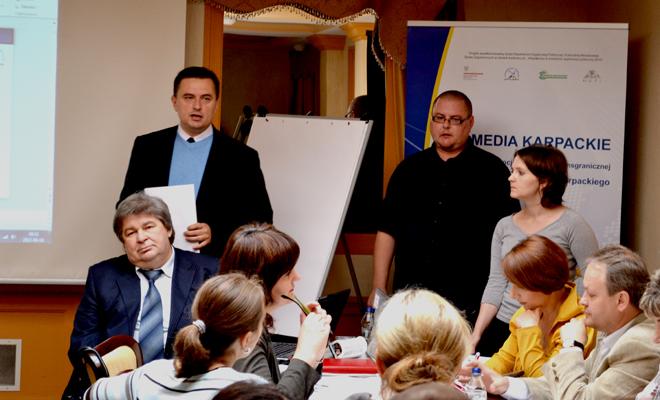 Euroregion Karpacki szkoli dziennikarzy