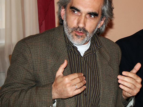 Jarosław Hrycak laureatem Nagrody im. Jerzego Giedroycia