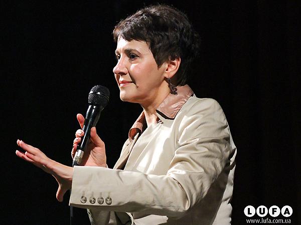 Oksana Zabużko laureatką Angelusa