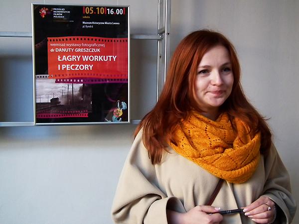 Dr Danuta Greszczuk (Fot. Krzysztof Szymański)