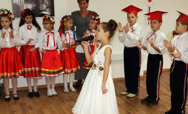 Święto Niepodległości Polski w grodzie Rewery