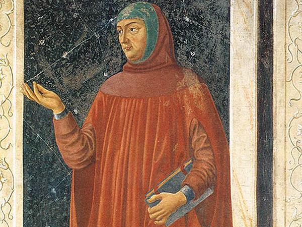 Andrea del Castagno, Francesco Petrarca (Fot. www.museumsyndicate.com)