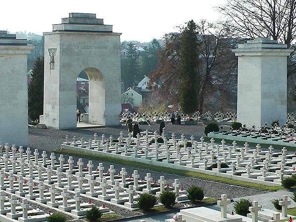 Cmentarz Obrońców Lwowa (Fot. Maria Basza)