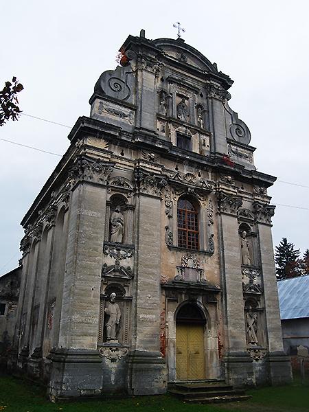 Kościół niezgody