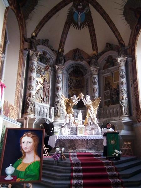 Kościół św. Marii Magdaleny (Fot. Krzysztof Szymański)