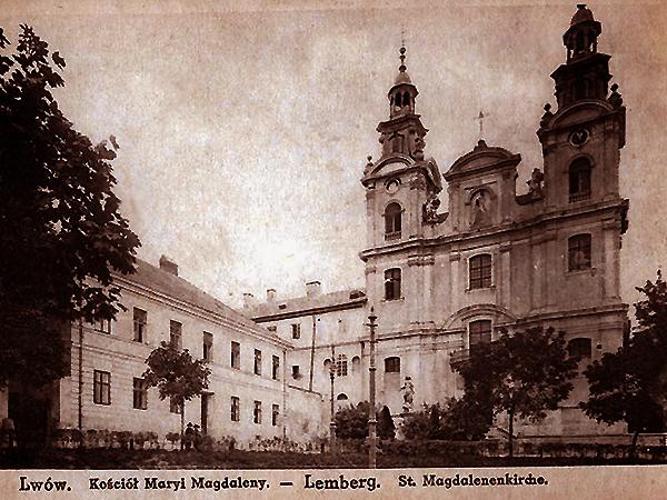 W sprawie zwrotu kościoła św. Marii Magdaleny