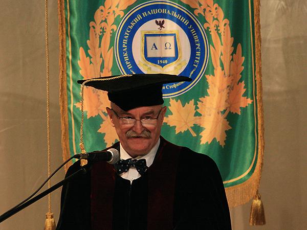 Jan Malicki, dyrektor Studium Europy Wschodniej UW (Fot. Leon Tyszczenko)