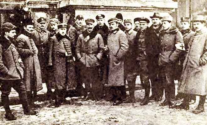 Polityczne kulisy obrony Lwowa