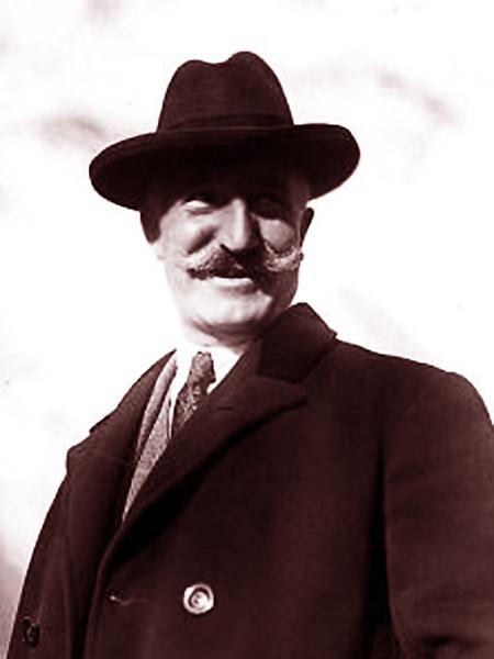 - Czesław Mączyński - dowódca obrony Lwowa, oficer artylerii Wojska Polskiego, poseł na Sejm z ramienia Chrześcijańskiego Związku Jedności Narodowej, zmarł w 1935 r. (Fot. Narodowe Archiwum Cyfrowe)