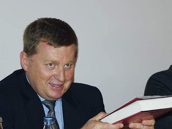 Wasyl Rasewycz (Fot. Wojciech Jankowski)