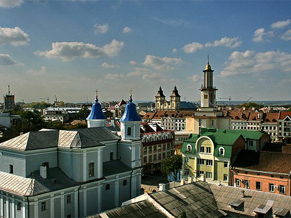 Perły turystyki w Polsce i na Ukrainie
