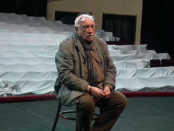 Zbigniew Chrzanowski (Fot. Krzysztof Szymański)