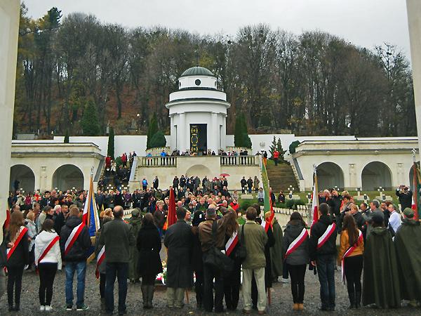 Święto Niepodległości RP we Lwowie