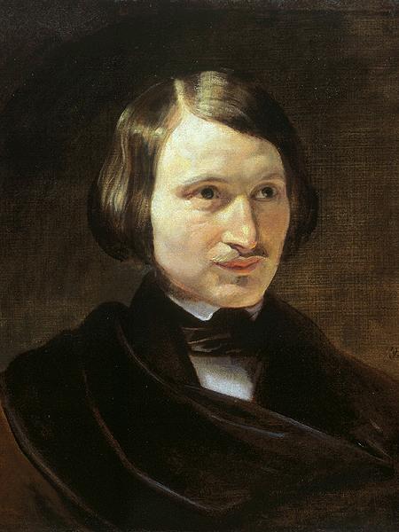 Mikołaj Gogol (Fot. www.kievrus.com.ua)