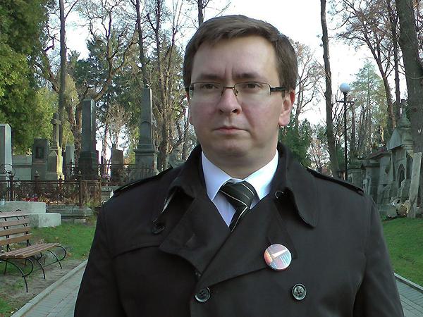 Konsul Jacek Żur (Fot. Maria Basza)