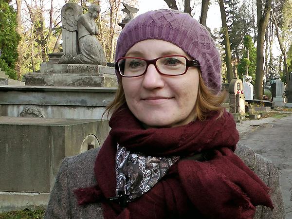 Beata Kost (Fot. Maria Basza)