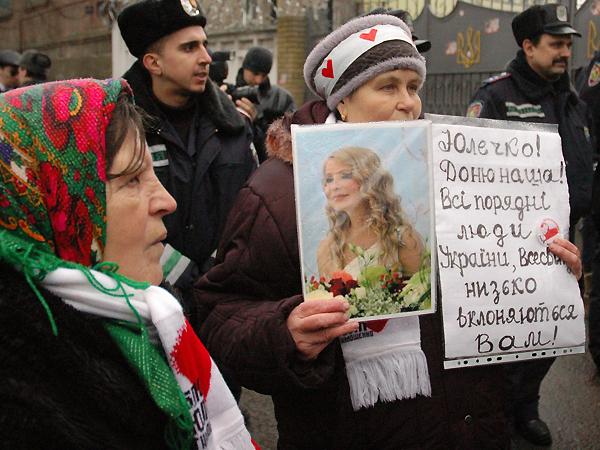 Nie ma kompromisu ws. uwolnienia Tymoszenko