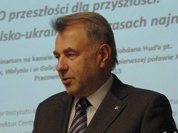 Bohdan Hud: Nie ma dla Ukrainy alternatywy wobec kursu europejskiego