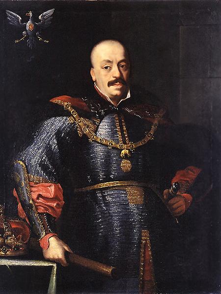 Król Jan Kazimierz (Fot. z archiwum autora)