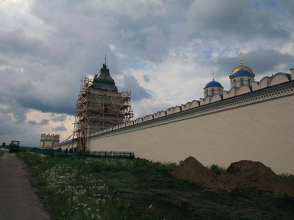 Tej wieży już nie ma (Fot. Dmytro Antoniuk)