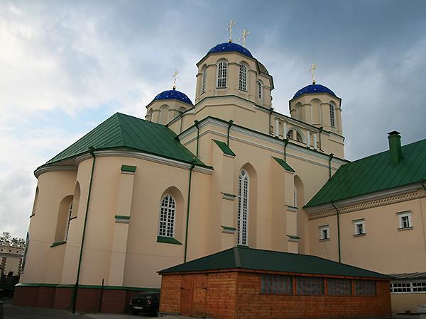 Cerkiew św. Trójcy (Fot. Dmytro Antoniuk)