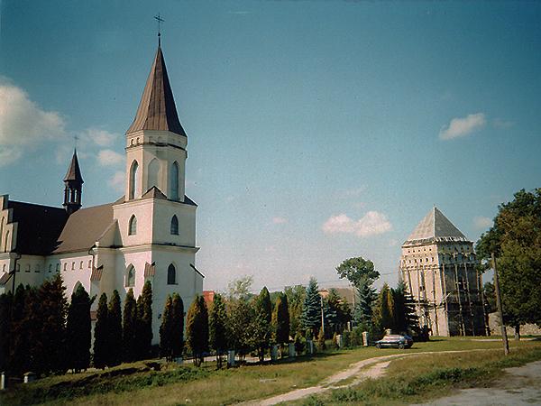 Kościół p.w. św. Anny w Skałacie (Fot. Jerzy Kamiński)