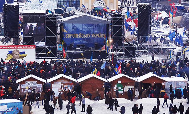Kijów, 10 grudnia 2013 roku